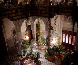 Fes, morocco, and traditional image