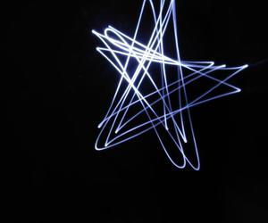 light and star image