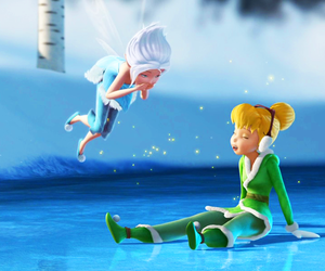 blonde, tinkerbell, and disney image
