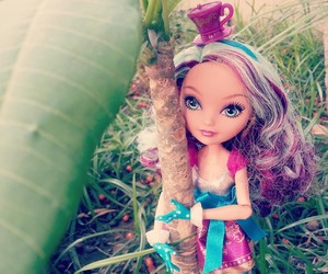dolls, pretty, and girls image