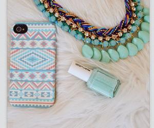 accesories, aztec, and design image