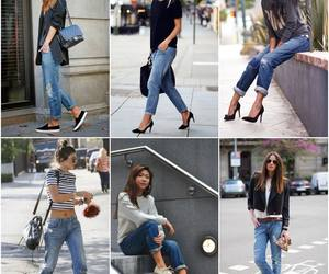 fashion, jeans, and street image