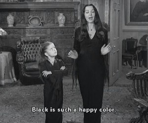 black, bw, and colour image