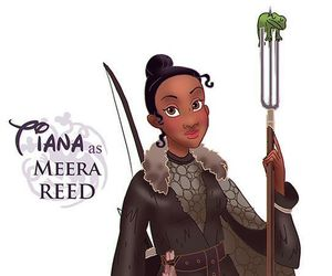 disney, tiana, and game of thrones image