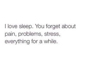 sleep, pain, and problems image