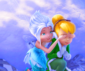 disney, tinkerbell, and cute image