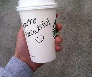 starbucks, beautiful, and coffee image