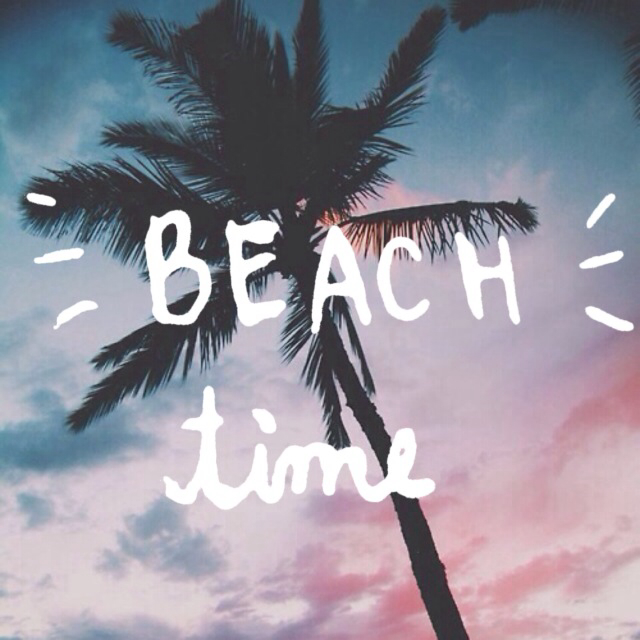 Beach Time Discovered By P I N K L O V E On We Heart It
