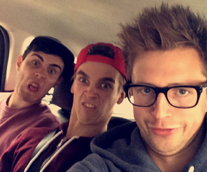 alfie, youtubers, and marcus butler image