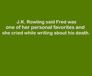 awwwww, fred weasley, and harry potter image