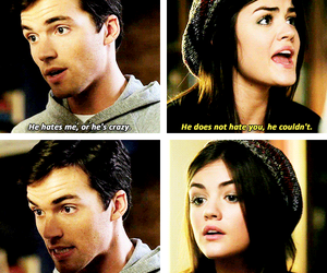 quotes, pll, and aria montgomery image