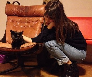 cat, boots, and style image