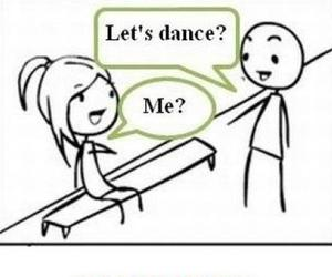 funny, dance, and lol image