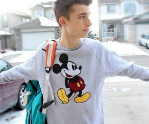 chris collins, boy, and weeklychris image