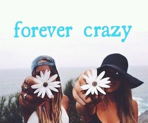 I love her, bestfriends, and forever friends image