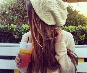 beautiful, hipster, and fashion image