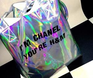 chanel, grunge, and bag image