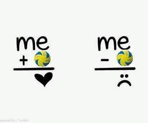 volleyball, love, and me image