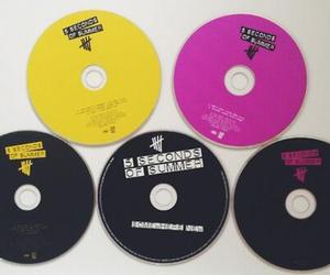 cd, 5 seconds of summer, and 5sos image