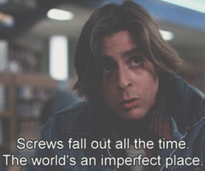 The Breakfast Club, grunge, and quote image