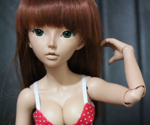 doll, hair, and mnf image