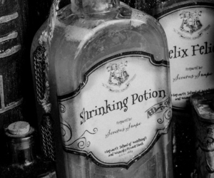 potion, harry potter, and bottle image