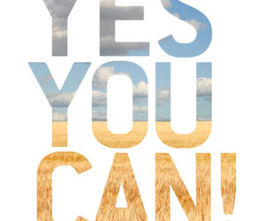 yes and motivation image