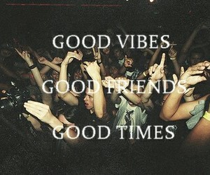 friends, party, and good image