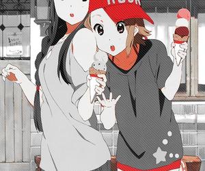 anime, k-on, and anime girl image