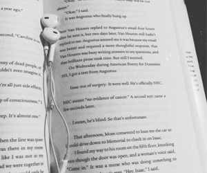 books, life, and music image
