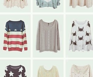 sweater and clothes image