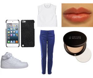 fashion, ipod, and nike image