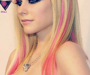 Avril Lavigne, pink, and perfect image