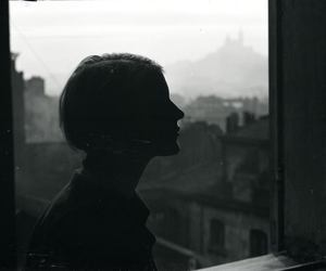 1930, by man ray, and silhouette de lee miller image