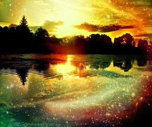 magic and nature image