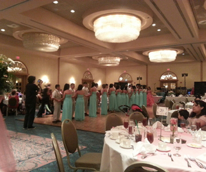 beautiful, quincenera, and court image
