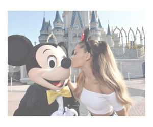 ariana grande micky mouse image