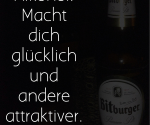 alkohol, german, and happy image