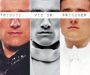 tribute, victor, and peeta image