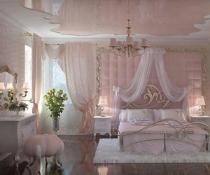 Dream, pink, and princess image