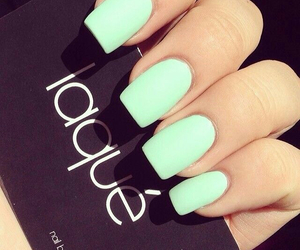 pretty nails, gel manicure, and laque nail salon image