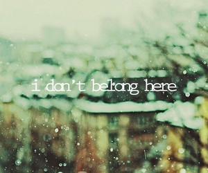 belong, quote, and text image