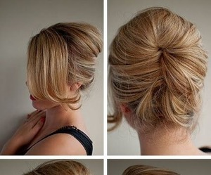 beauty, easy hairstyles, and hairstyles image
