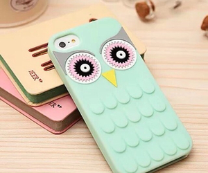 mint and owl image