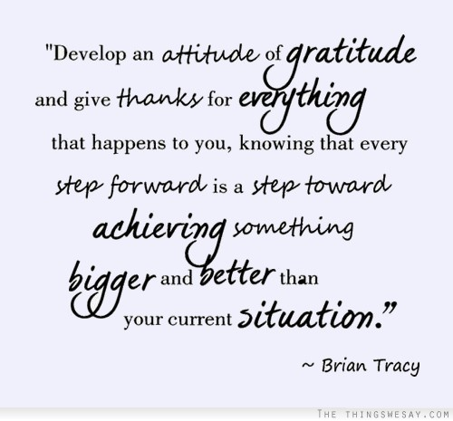 Image result for gratitude for everything quotes