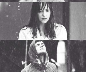 ana, rain, and sadness image