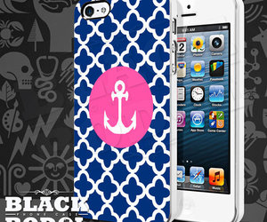 anchor, iphone, and plastic image