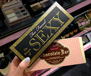 makeup, sexy, and too faced image