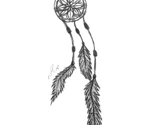 beautiful, in, and dreamcatcher image
