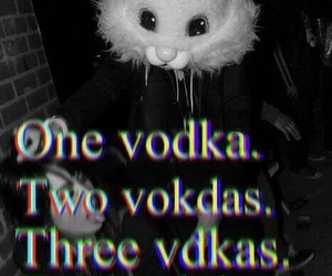 alcohol, drunk, and alice in wonderland image
